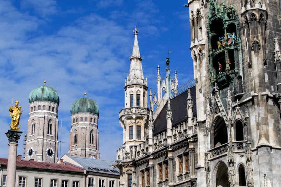 Die Geschäfte sollen nur einem klar abgegrenzten Bereich in der Münchner Innenstadt öffnen dürfen.