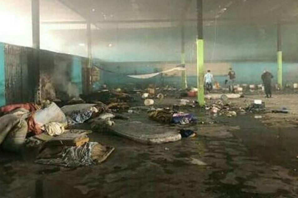 In der venezolanischen Großstadt Acarigua sind 23 Häftlinge bei Kämpfen in einer Polizeistation ums Leben gekommen.