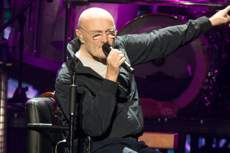 Phil Collins kommt 2019 für fünf Konzerte nach Deutschland.