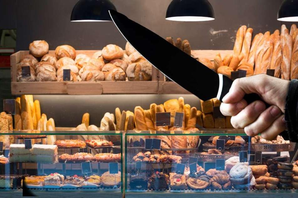 Der Täter flüchtete ohne Beute aus der Bäckerei (Symbolbild).