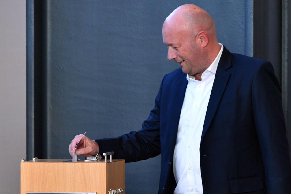 Thomas Kemmerich wurde überraschend zum neuen Ministerpräsidenten.