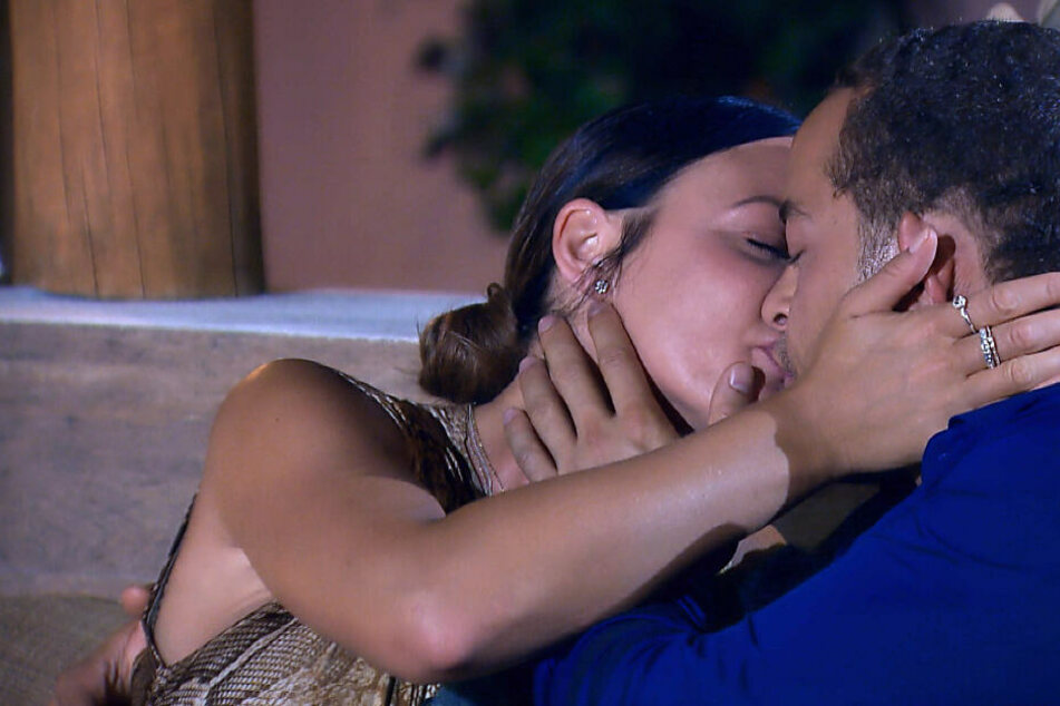 Es funkt zwischen Steffi und Bachelor Andrej.