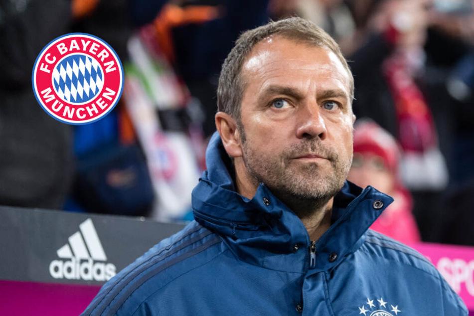 FC Bayern: Hansi Flick will Cheftrainer bleiben und weiß auch schon wie