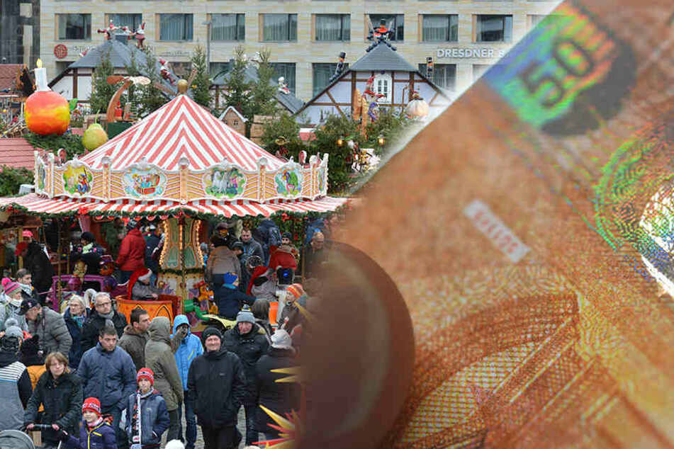 """""""Falsche Fünfziger"""" auf Weihnachtsmarkt im Umlauf"""