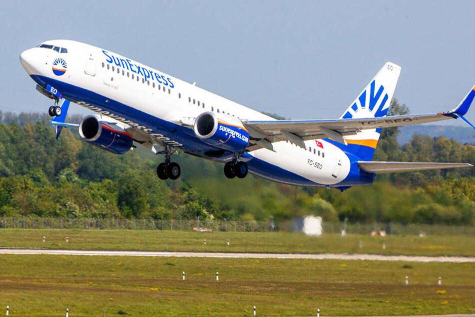 Türkei-Aus! Sun Express stellt Verbindung von Dresden nach Antalya ein