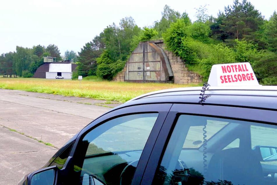 Im brandenburgischen Werneuchen ist am Montag ein Ultraleichtflugzeug abgestürzt.