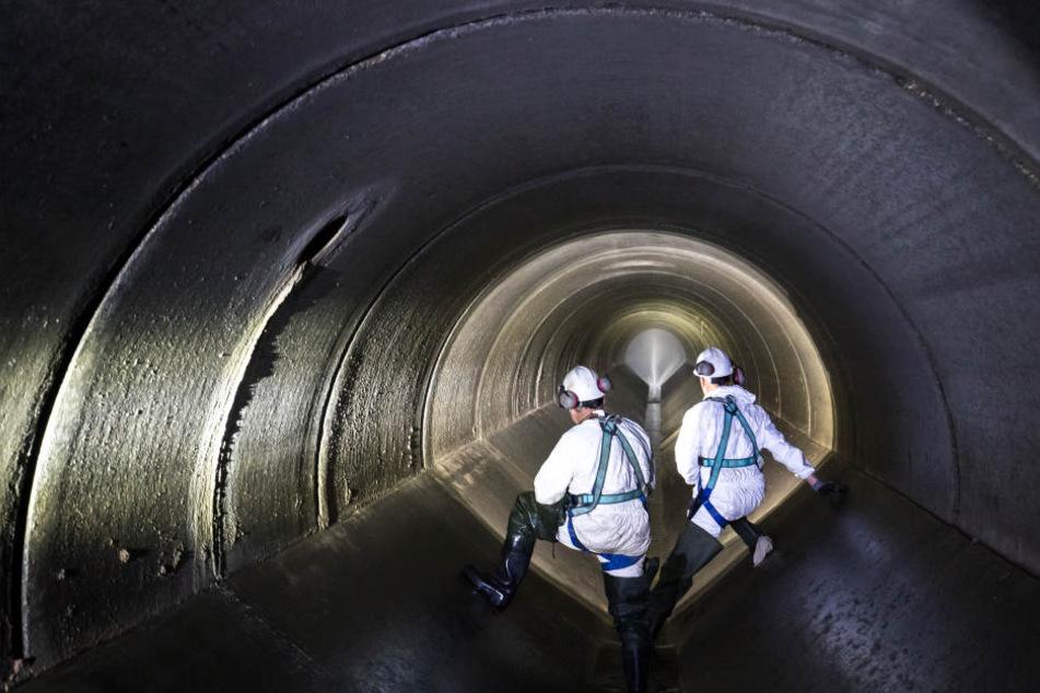 In einem Schacht der Leipziger Wasserwerke hat es am Donnerstagmorgen eine Explosion gegeben. (Symbolbild)