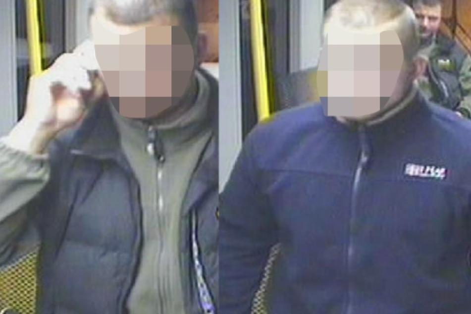 Die Polizei hat die beiden gesuchten Straßenbahnschläger wohl gefunden.