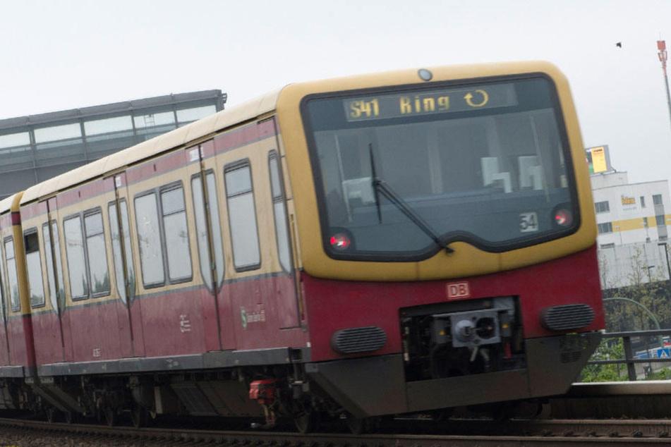 Der Betrieb der Ringbahn wurde wegen einer Geburt für eine knappe halbe Stunde unterbrochen.