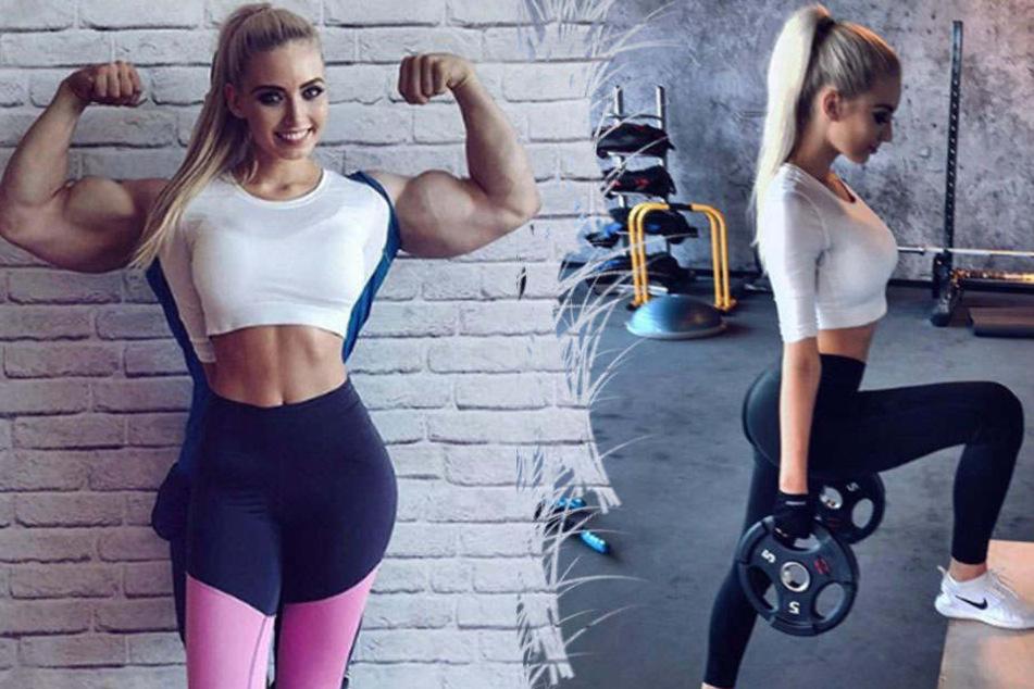 In diesem Fitnessstudio könnte Euch Miss Germany begegnen