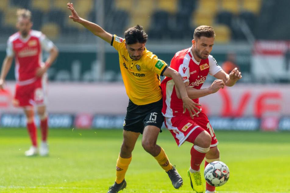 Viele Zweikämpfe, keine Tore: Der 1. FC Union verliert langsam die direkten Aufstiegsplätze aus dem Blick.