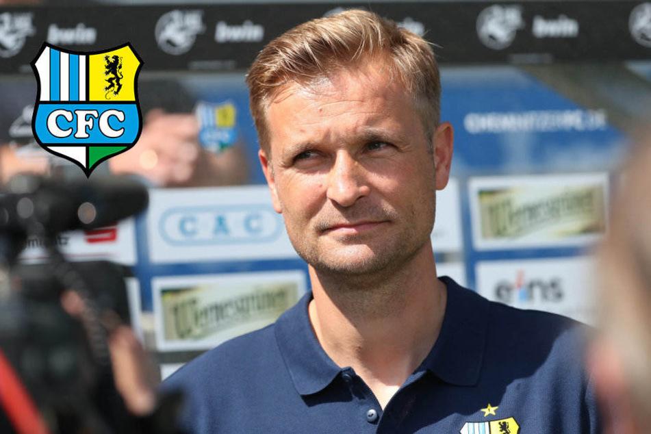 """CFC-Trainer Bergner: """"Es ist vieles kaputt gegangen!"""""""