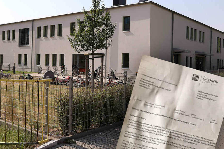 Missbrauchs-Skandal an Dresdner Kita! Hat sich ein Praktikant an Kindern vergangen?