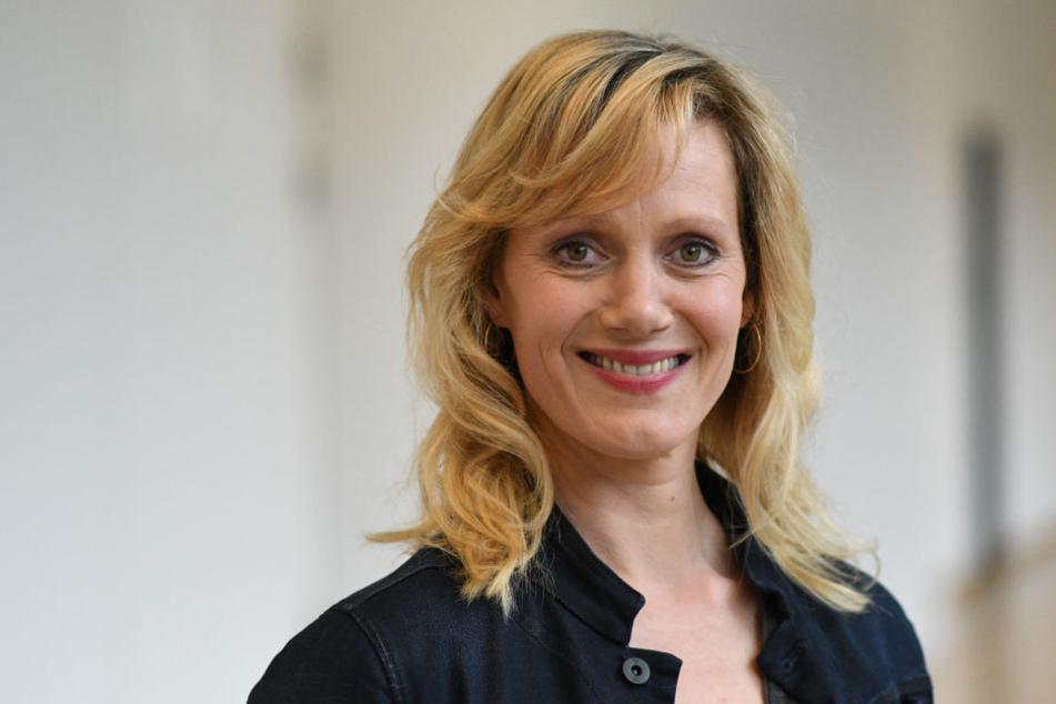 Die Schauspielerin Anna Schudt (44, Archivbild).