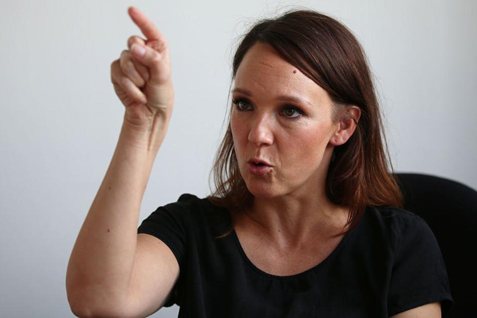 Räumt den Radio Regenbogen Award ab: Carolin Kebekus. (Symbolbild)