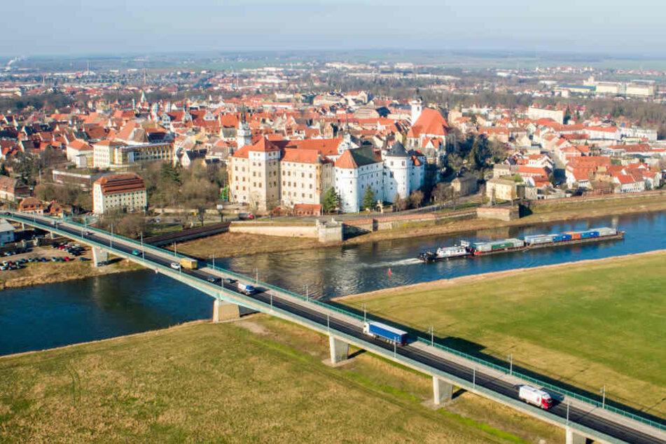 2022 richtet Torgau die 9. Sächsische Landesgartenschau aus.