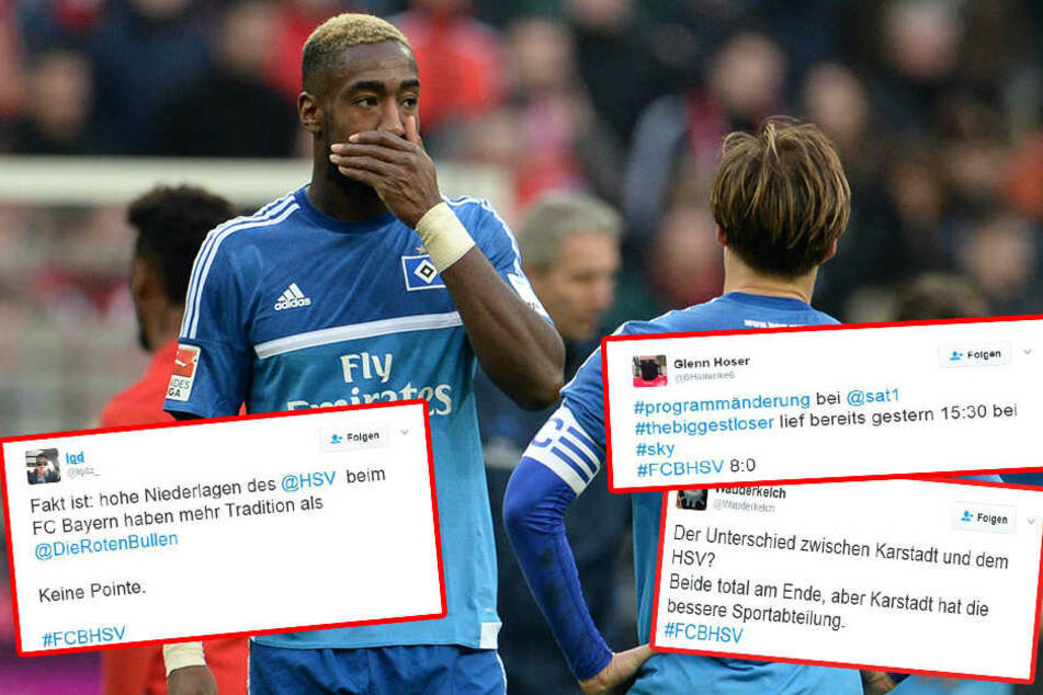 Acht Gegentore Gegen Bayern So Lustig Spotten Twitter User