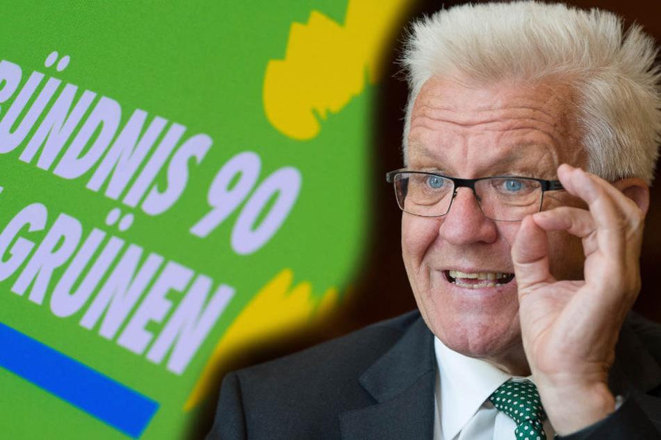 Grüne als Alternative zur CDU? Kretschmann erfindet konservativ neu