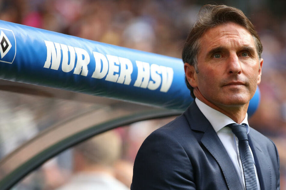 Bruno Labbadia war bereits zweimal Trainer des Hamburger SV.