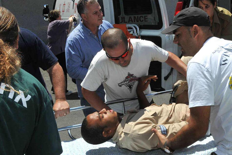 In Israel kommt es immer wieder zu Anschlägen vor allem durch radikal-islamische Hamas-Anhänger.
