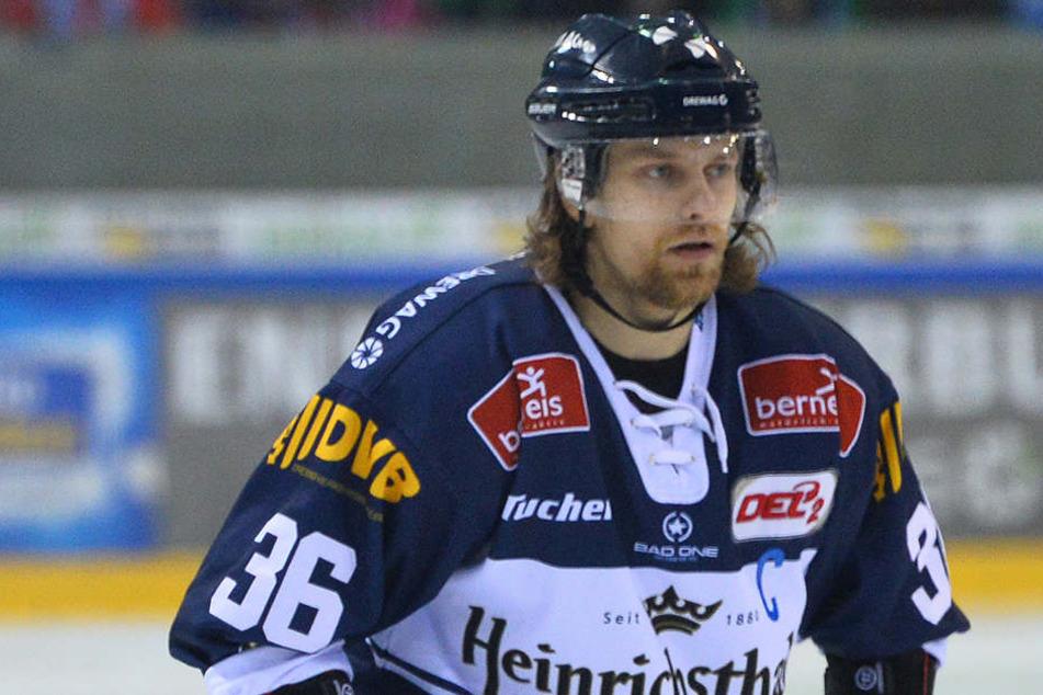 Der neue Spielführer ist auch der alte: René Kramer.