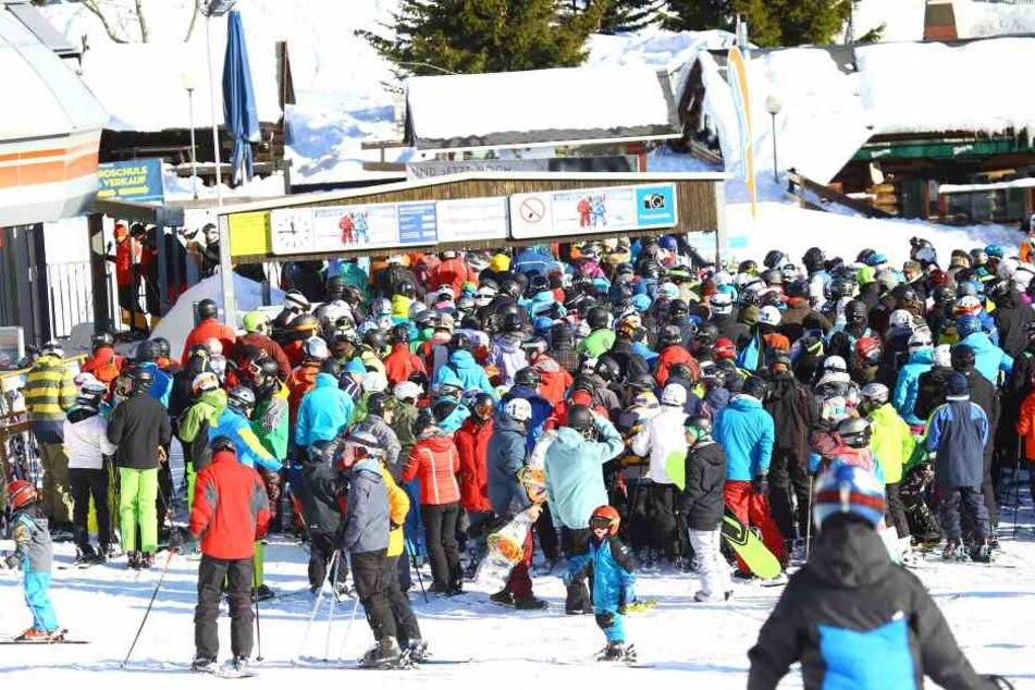 Das Erzgebirge ist nicht nur im Winter beliebt, auch im Sommer 2017 kamen mehr Touristen als im Vorjahr.