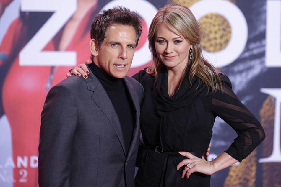 Ben Stiller und Christine Tayler gehen in Liebesdingen ab sofort getrennte Wege.