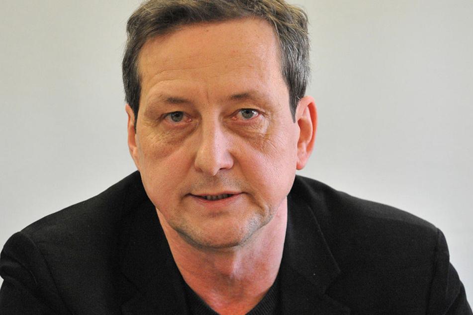 Verkehrsplaner Dirk Bräuer