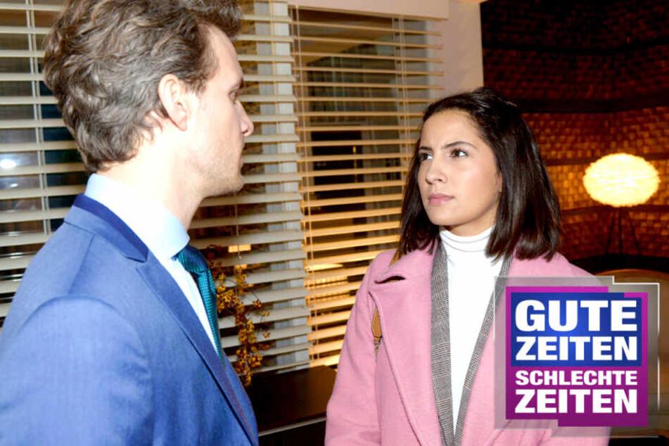 Rosenkrieg bei GZSZ! Wie übel wird Felix' Rache an Laura?