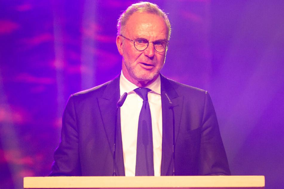 Karl-Heinz Rummenigge und der FC Bayern stehen vor dem Einstieg in den e-Sport.