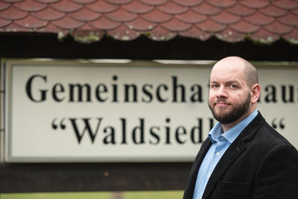 NPD-Politiker Stefan Jagsch wurde im Oktober als Ortsbeirat von Altenstadt-Waldsiedlung abgewählt.