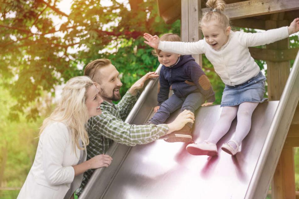 Verletzen sich Kinder auf dem Spielplatz, haben Eltern oft entscheidende Fehler gemacht
