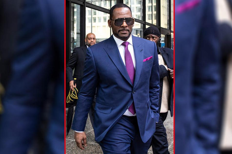 Sexueller Missbrauch: Staatsanwaltschaft erhebt elf neue Anklagen gegen R. Kelly