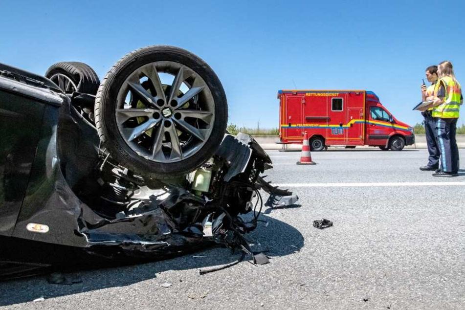München: Unfälle: So viele Menschen starben 2019 auf Bayerns Straßen