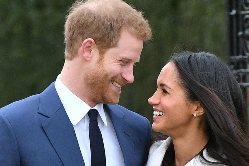 Prinz Harry und Meghan Markle gaben am 27. November 2017 ihre Verlobung bekannt.