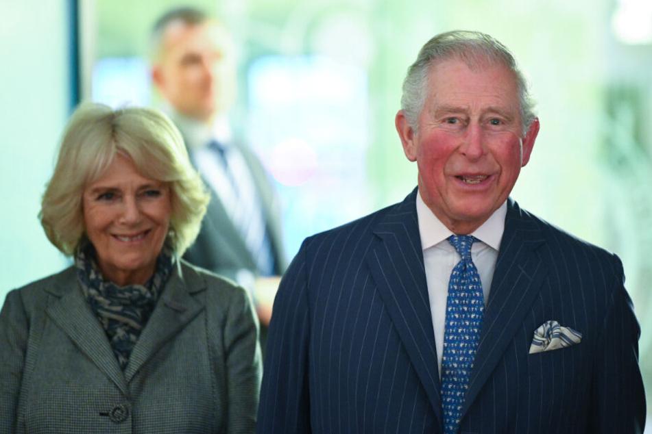 Gerüchten zufolge kommen Herzogin Camilla (71) und Prinz Charles (70) noch in diesem Jahr nach Leipzig.