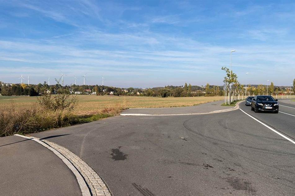 23 Hektar Gewerbefläche sollen in Rabenstein-Ost entstehen. Bei Anwohnern regt sich Widerstand. Noch ist nichts entschieden.
