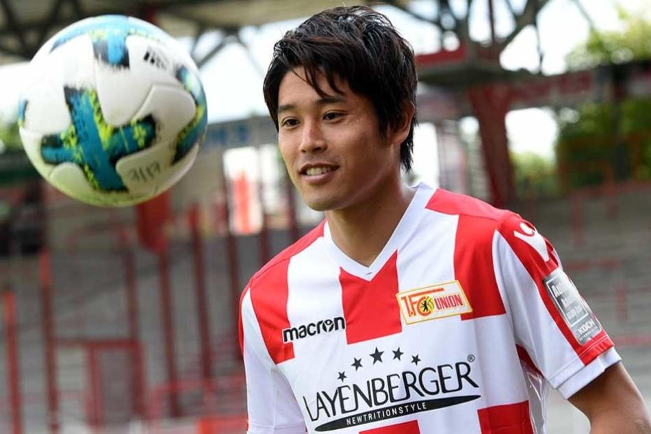 Reicht es für Atsuto Uchida gegen Fortuna Düsseldorf für die Startelf?