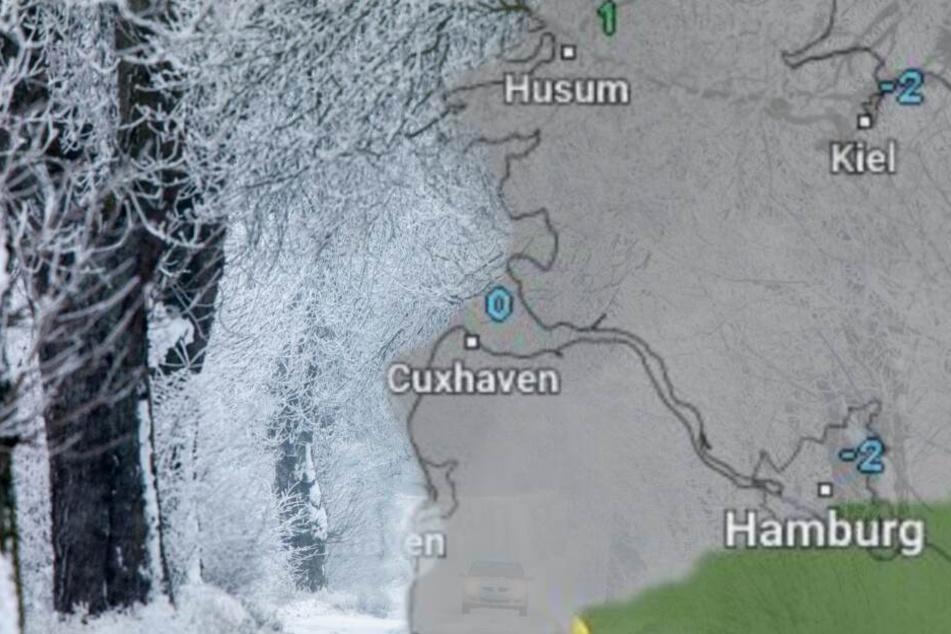 Frost und Glätte: Neues Jahr im Norden beginnt winterlich!