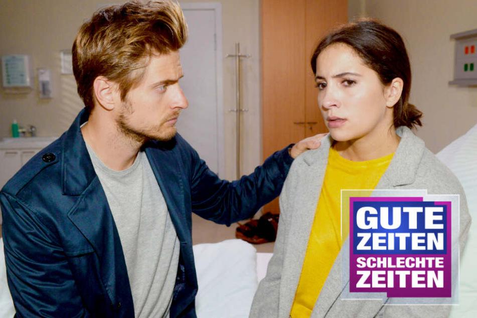 GZSZ: GZSZ-Ausstieg: Laura ist schwer krank!