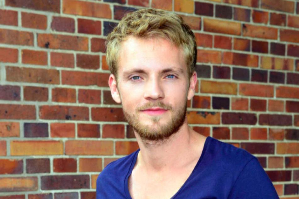 So kennen und lieben die GZSZ-Fans Niklas Osterloh (30).
