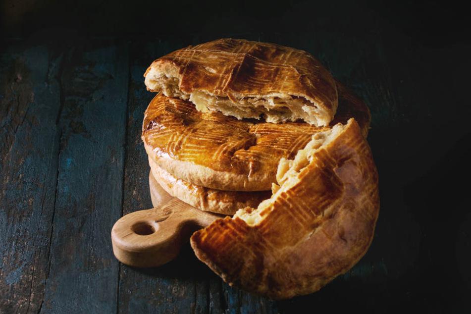 """""""Gata"""" ist - je nach Region - eine Art Kuchen oder süßes Brot."""