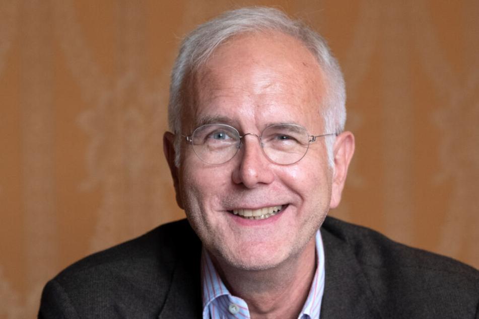 Ab Ende September in Stuttgart auf der Bühne: Harald Schmidt.