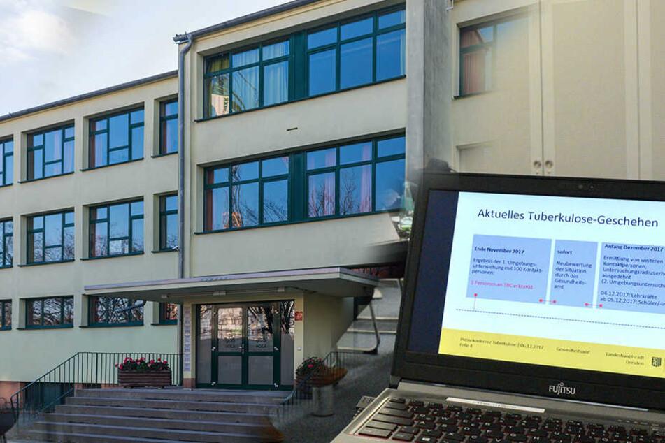 Nach dem Ausbruch von TBC am Hoga-Gymnasium ist die Zahl der Infizierten weiter gestiegen.