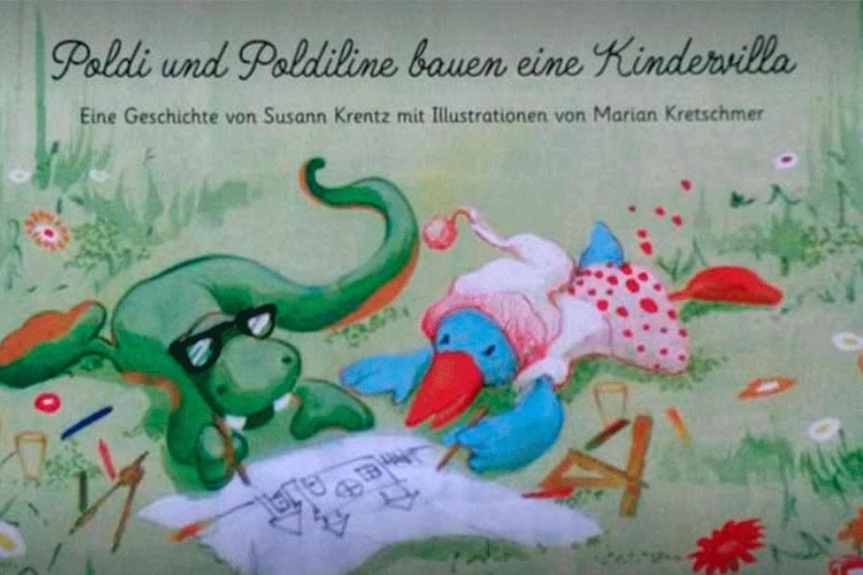 """Für die Hörbuchversion von """"Poldi und Poldiline"""" lieh Sängerin Lisa Wohlgemuth der Poldiline ihre Stimme."""