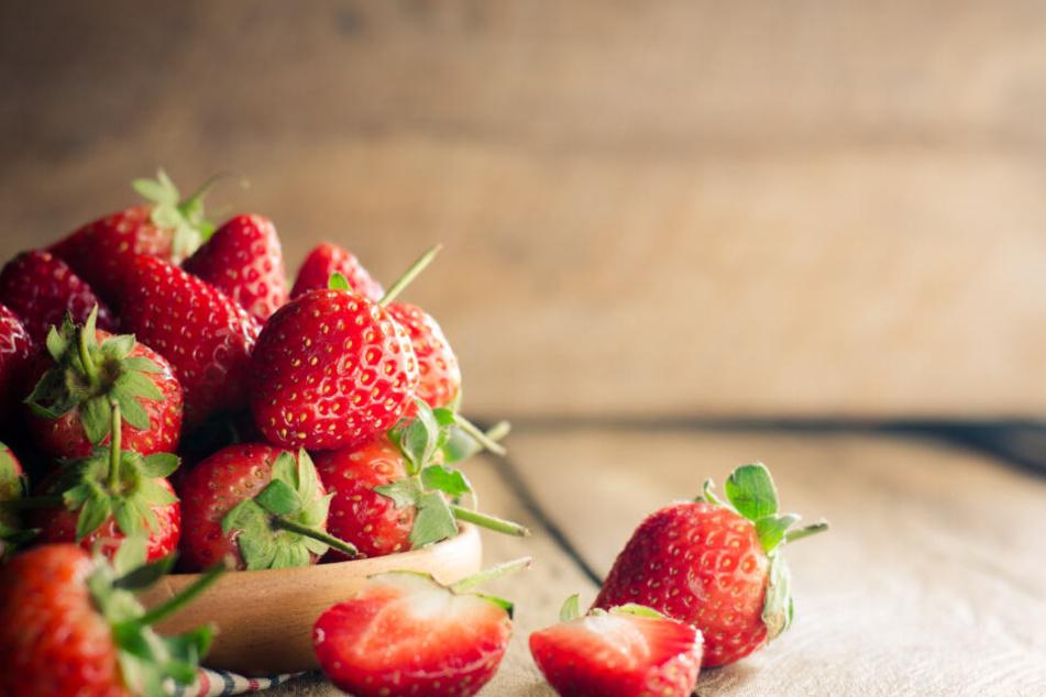 Aus frischen Beeren lassen sich leckere Gerichte zaubern.