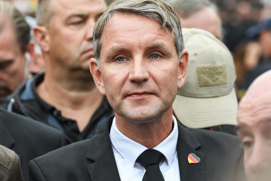 Eltern von toter Tramperin zeigen ihn an: Immunität von Björn Höcke aufgehoben