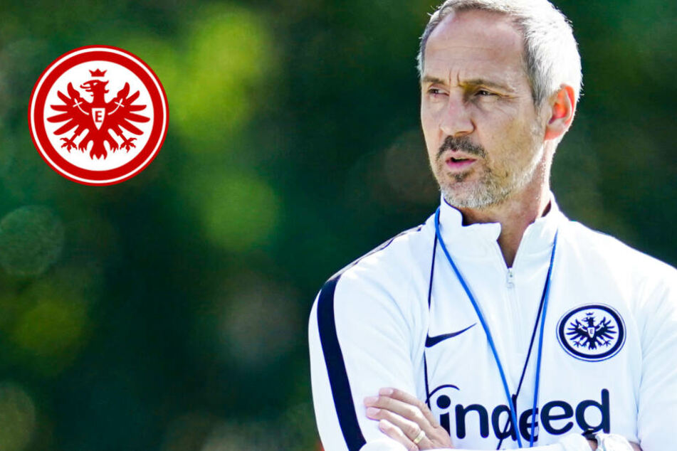 Eintracht mit Defensiv-Dilemma in Guimarães: Das sagt Trainer Adi Hütter