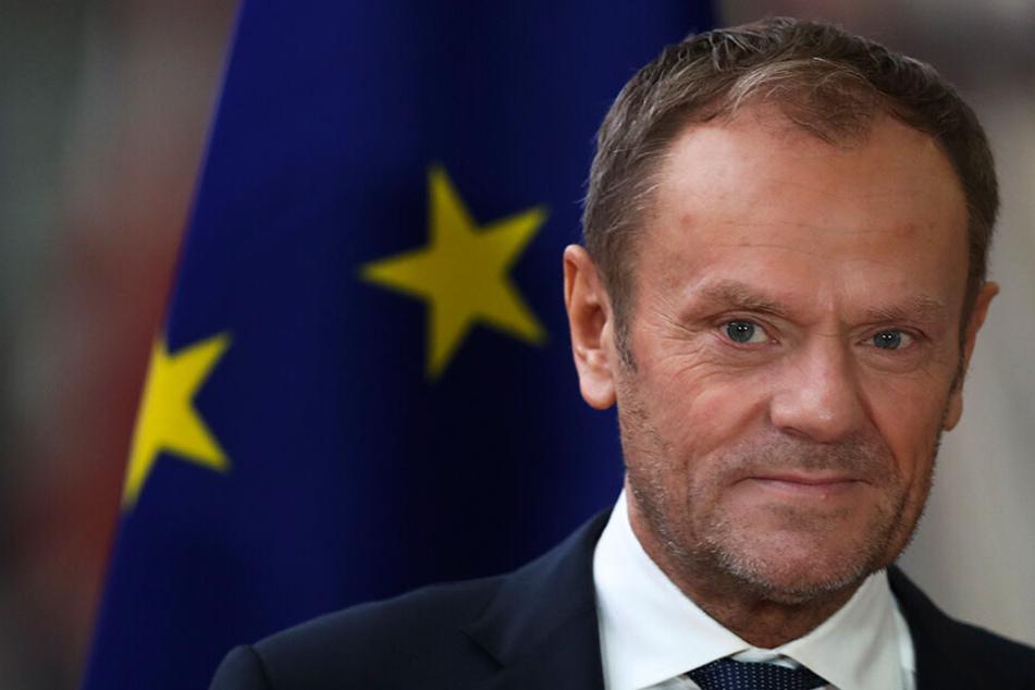 """Donald Tusk: """"Besonderer Platz in der Hölle"""" für Brexit-Befürworter ohne Plan"""