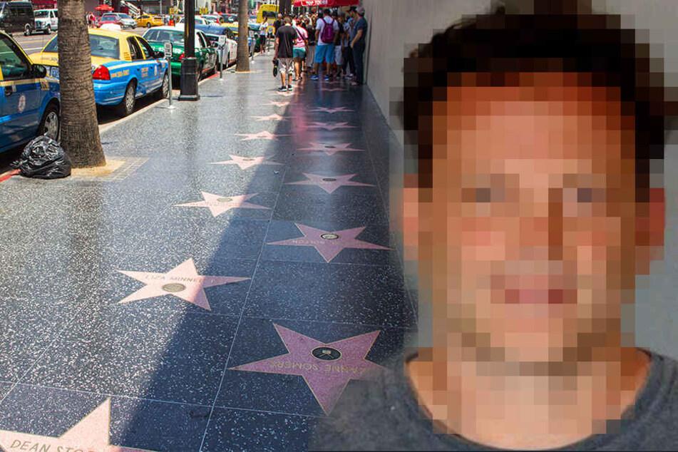 Festnahme! Dieser Hollywood-Star grinst auf seinem Mugshot noch